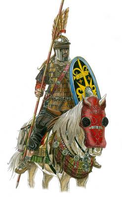 Cavalryman of Legio X GPF  ca. 180 AD
