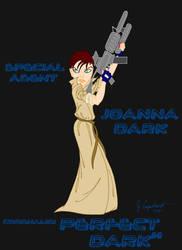 Special Agent Jo Dark