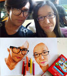 12 Watercolor Pencil Gone Extreme by Chenyi87