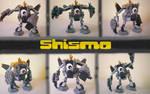 Mixel Mixes:Shismo