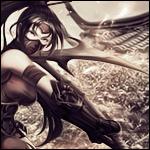 League Of Legends:Akali Avatar by iamsointense