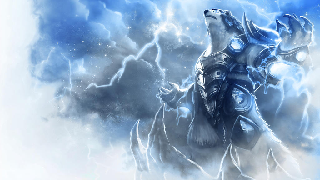 League Of Legends : Volibear Wallpaper by iamsointense
