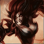 League Of Legends : Zyra Avatar by iamsointense