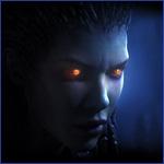 Starcraft 2 : Kerrigan Avatar by iamsointense