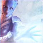 Mass Effect : Liara T'Soni Avatar by iamsointense
