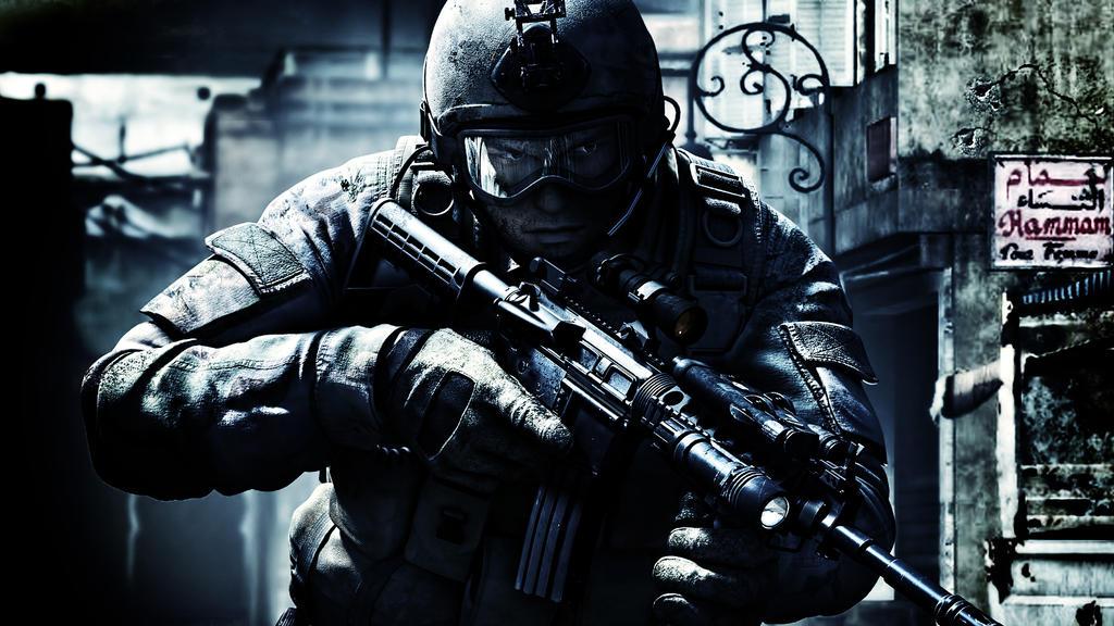 Battlefield 3 Wallpaper by iamsointense
