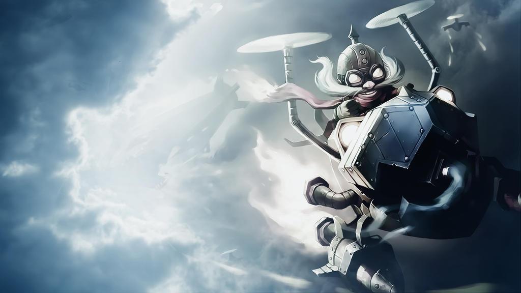League Of Legends : Corki Wallpaper by iamsointense