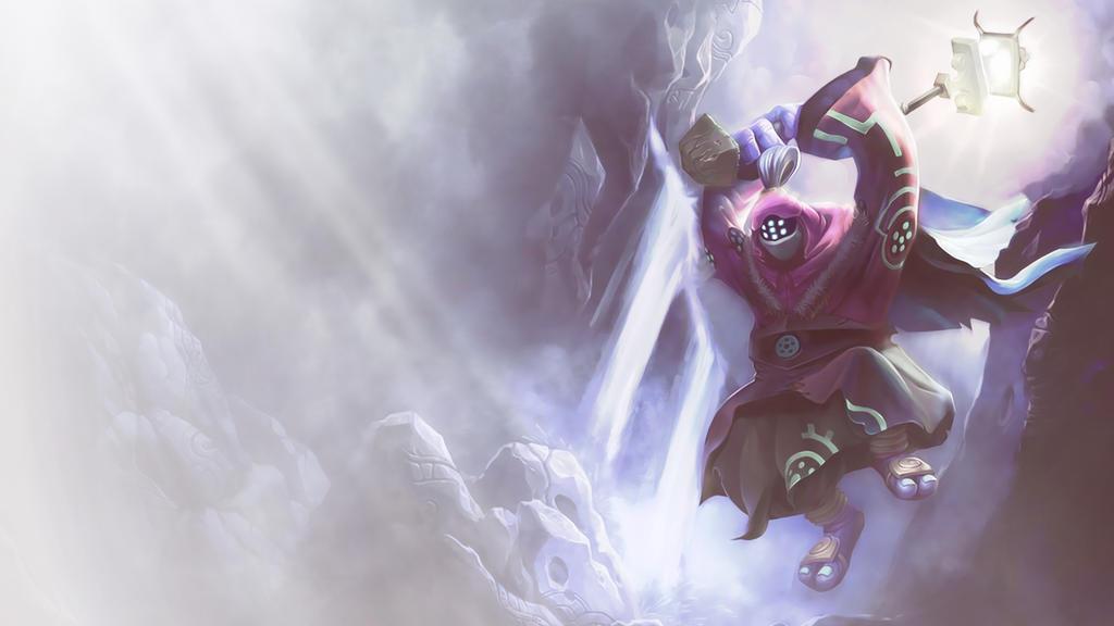 League Of Legends : Jax Wallpaper by iamsointense
