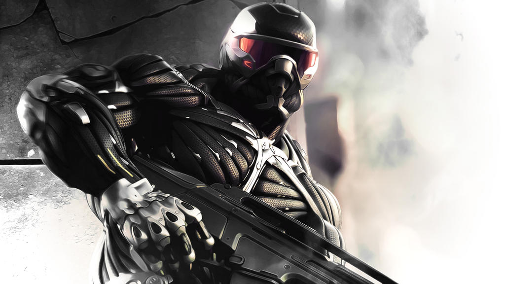 Crysis Wallpaper by iamsointense