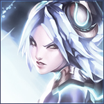 League Of Legends : Irelia Avatar by iamsointense