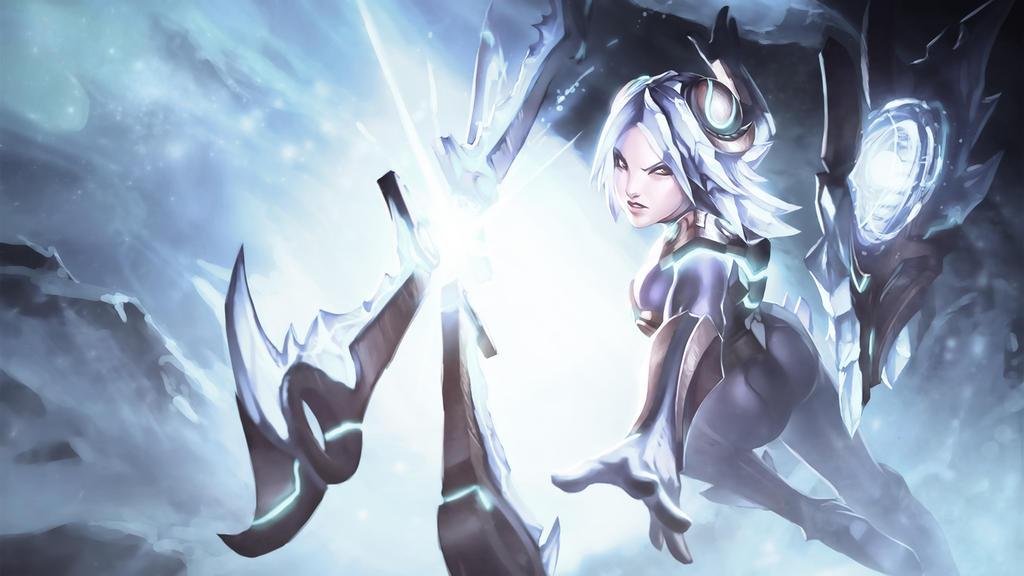 League Of Legends : Irelia Wallpaper by iamsointense