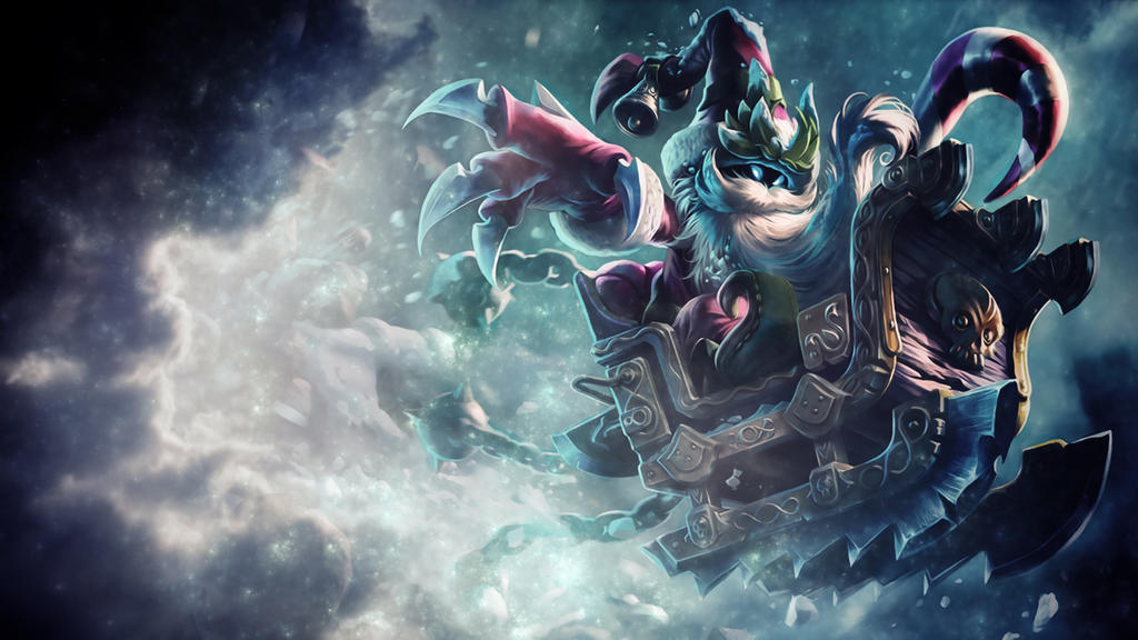 League Of Legends : Veigar Wallpaper by iamsointense