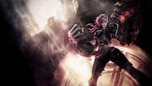 League Of Legends : Vi Wallpaper
