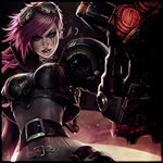 League Of Legends : Vi Avatar v2 by iamsointense