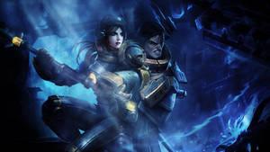 League Of Legends : Steel Legion Wallpaper