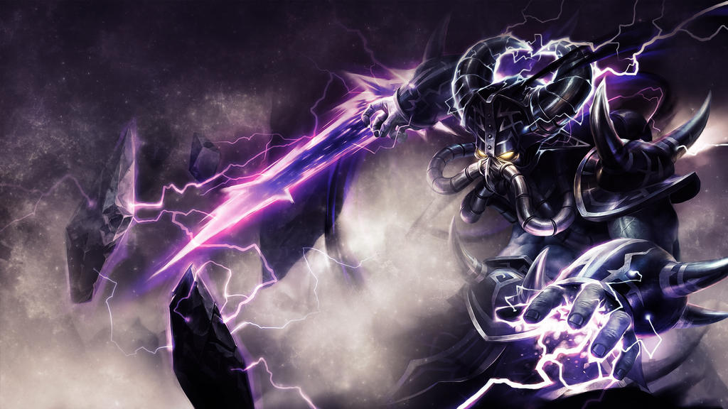 League Of Legends : Kassadin Wallpaper by iamsointense