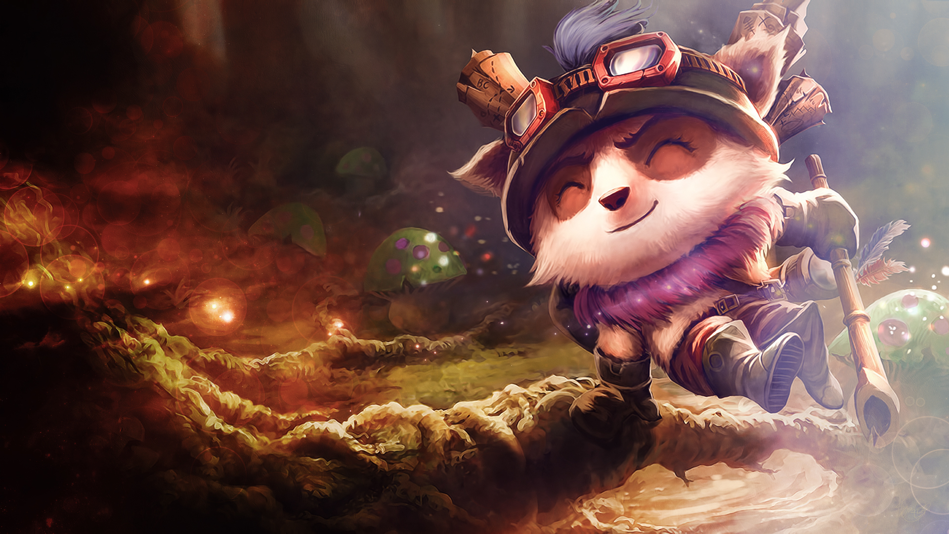 League Of Legends Teemo wallpaper 196374