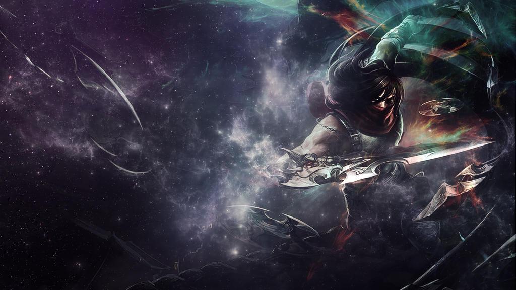 League Of Legends : Talon Wallpaper by iamsointense
