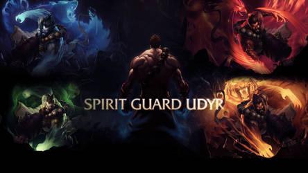 League Of Legends : Spirit Guard Udyr Wallpaper