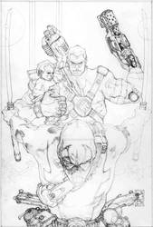 CABLE N 25 COVER PENCILS