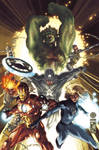 X AGE: Avengers issue 1