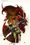 Wolverine Revolution 311 cover