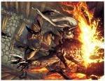 Wolverine: Sabretooth Reborn issue 1 pg 10 e 11