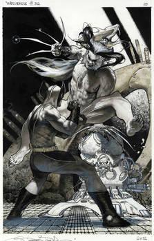 Wolverine: Evolution 2 issue pg 20