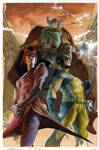 Uncanny Avengers Variant cover