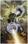 Thanos#5 final issue cover