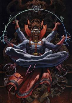 New Avengers #14 cover