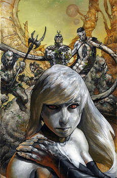 New Avengers #15 cover