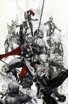 Avengers #24 variant cover