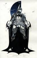 Batman commission SDCC 2014 by simonebianchi