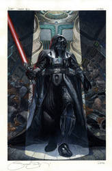 Star Wars # 1 variant cover