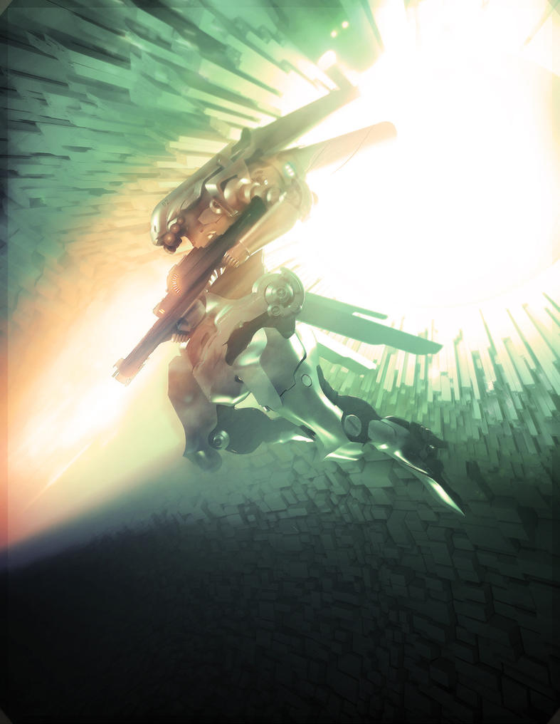 Prism Of Capion by Raelsatu