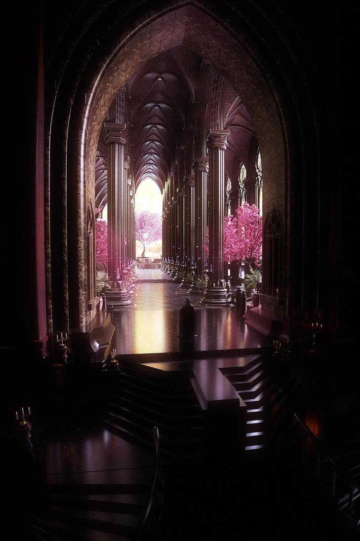 Valley Sanctum by Raelsatu