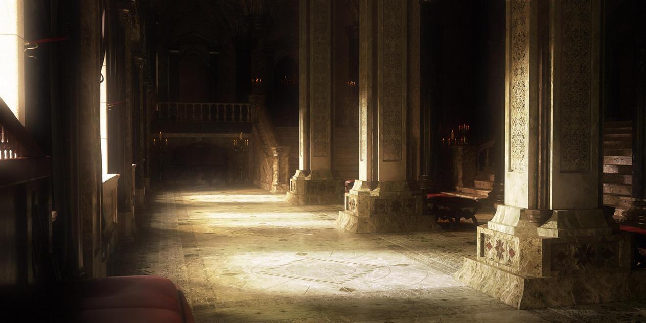 Castle Wing by Raelsatu
