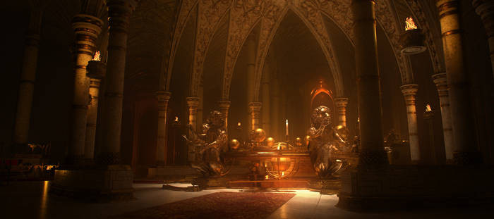 Solaris Temple Pt. 1