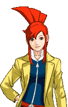 Ghost Trick - Lynne by MinuanoGS