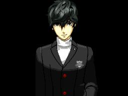 Persona 5 - Akira by MinuanoGS