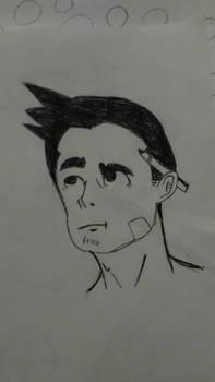 Gumshoe drawing