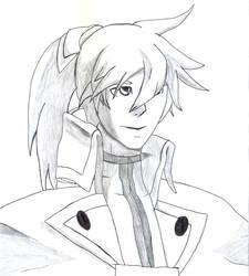 Ky Kiske drawing