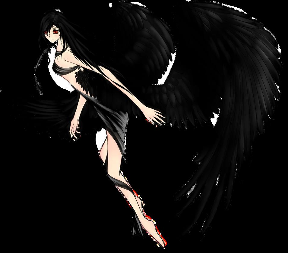 dark angel by xxcertanxx on deviantart