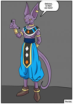 Before Creation (6) - Beerus TF