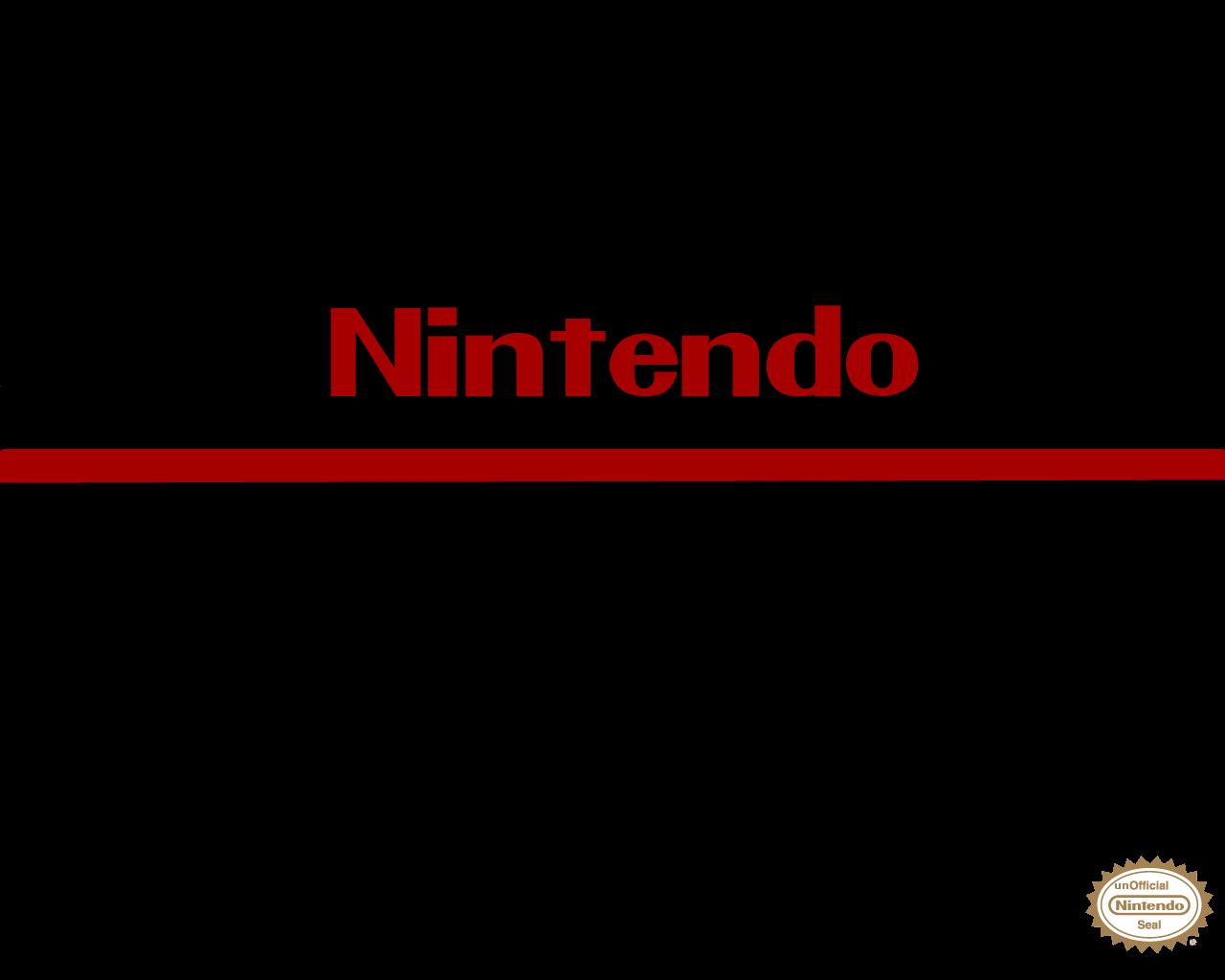 nintendo logo wallpaper by veiva on deviantart