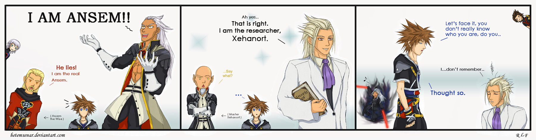 KH- Identity Issues