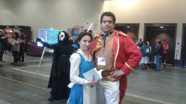 Bell and Gaston