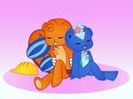 Handy x Petunia - Happy Tree Friends