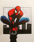 The amazing Spiderman by Gustavodbz